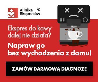 Serwis ekspresów do kawy door2door. Szybka naprawa, 6 m-cy gwarancji