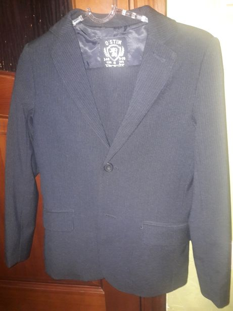 Костюм шкільний, школьная форма для мальчика, рост 140, костюм для то