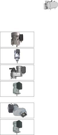 Мотор-редуктора (мешалки )для охладителей молока и з/ч к ним , с Е С.