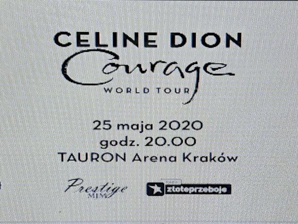Bilety na koncert Celin Dion