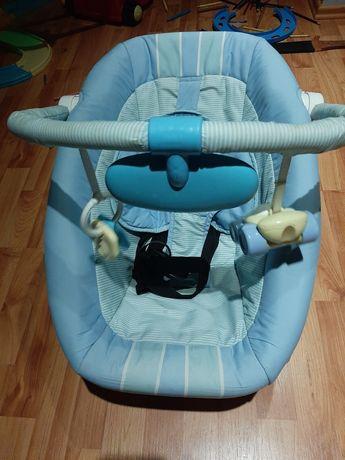 Grający fotel dla dziecka