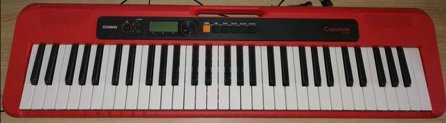 Keyboard CASIO CT-S200 RD