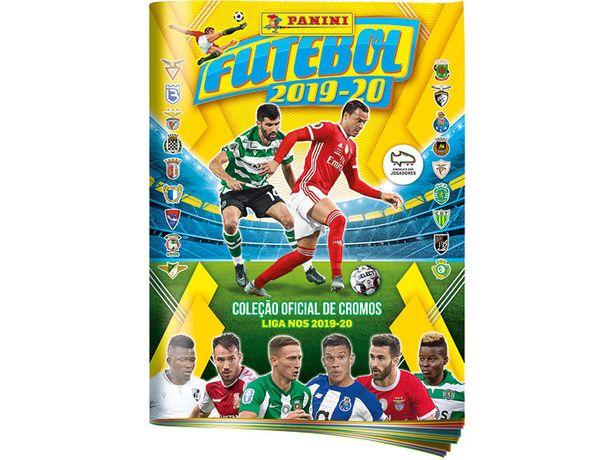 Cromos caderneta futebol 2019/2020