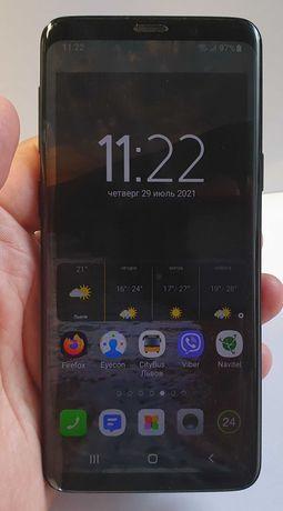 Samsung galaxy s9 черный 128gb