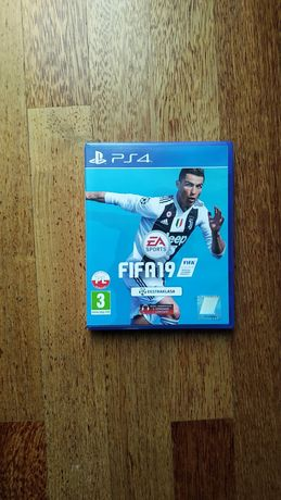 PS4  FIFA 19 ekstraklasa