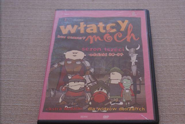 Włatcy móch DVD sezon 3 odc. 30-34