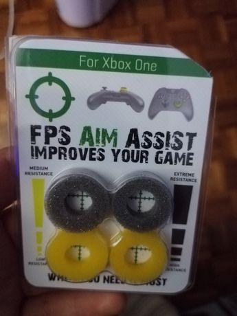Fps aim assist xbox grip analog