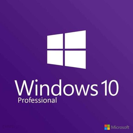 Windows 10 PRO Professional 32/64BIT Klucz PL