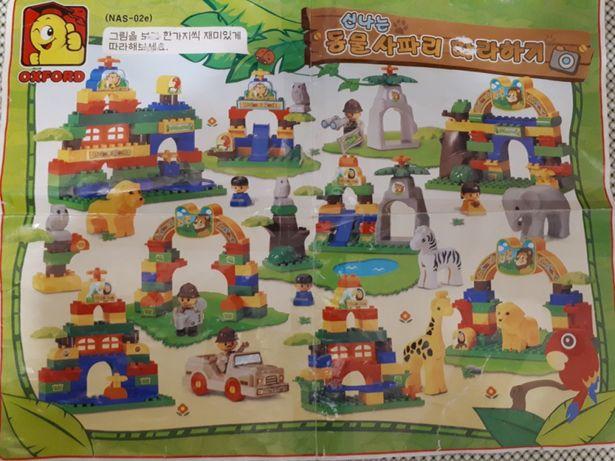 Lego Duplo Safari 147 деталей