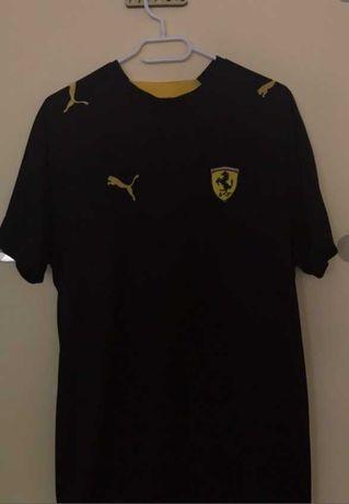 Nowa koszulka PUMA Ferrari rozm. L - oryginał