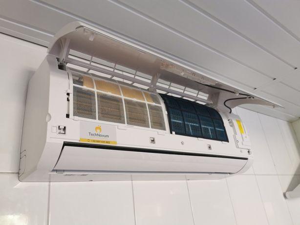 Klimatyzator klimatyzacja 2,6kW z montażem klimatyzacja Aux Midea LG