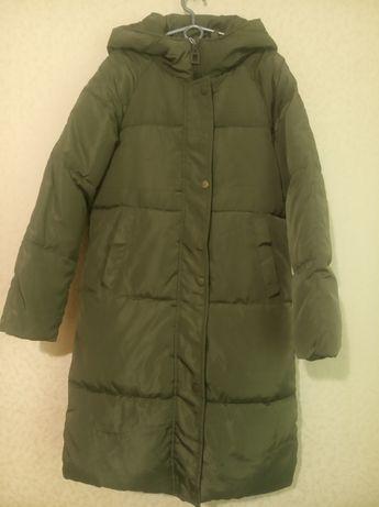 Новый пуховик, женская куртка р. 44-46