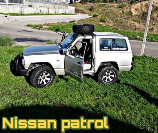 Nissan PATROL...