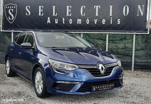 Renault Mégane 1.5 Blue dCi Limited