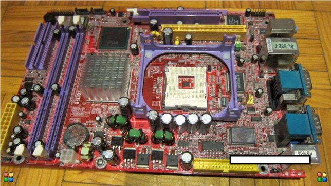 mother board,procesador,leitor,cooler