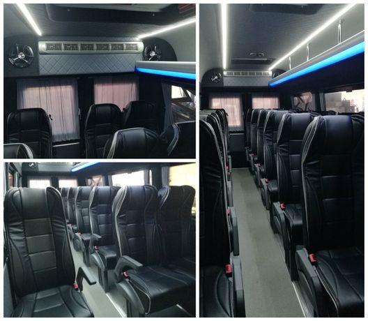 Аренда комфортный автобус.Пассажирские перевозки экскурсии савадьбы