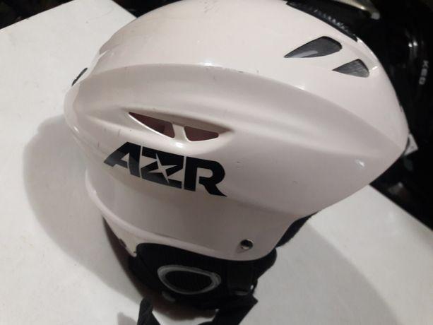 Kask Narciarski AZAR roz S 51-53