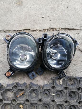 Lampa lampy przeciwmgielne a3 halogeny