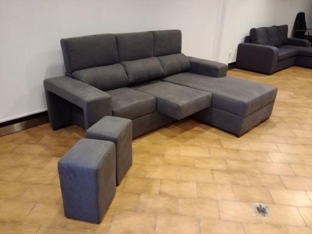 Sofá Lince com 230 cm, novo de fábrica