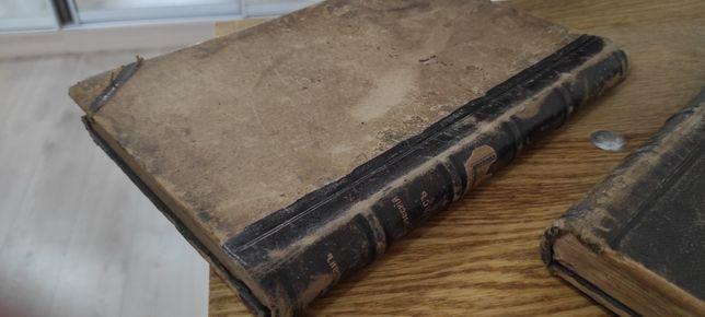 Анатомия человека 2 тома 1890