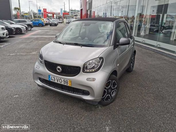 Smart ForTwo (Fortwo 0.9 Passion 90)