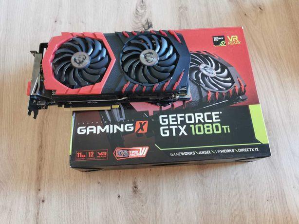 MSI GeForce GTX 1080 Ti GAMING X 11GB
