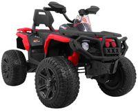 Pojazd Quad na akumulator dla dzieci Maverick 4x4 Czerwony