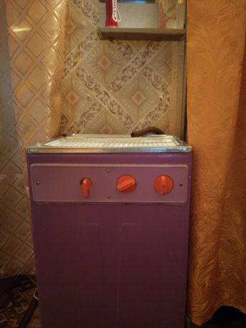 Советская стиральная машина. Дешевле только руками.