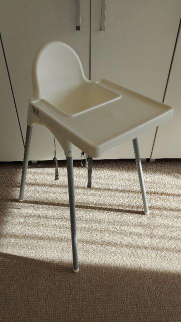 IKEA ANTILOP Krzesełko do karmienia