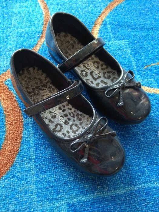 Лакированные туфельки для девочки размер 31 Николаев - изображение 1