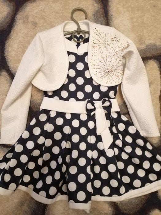 Платье, нарядное, тёплое, красивое Горбани - изображение 1