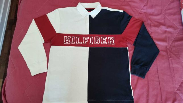 Camisola sweat vintage Tommy Hilfiger