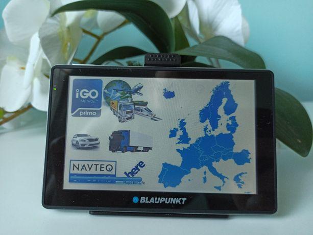Blaupunkt TravelPilot 53'EU LMU - Mapy Here 2020 Q4 Full Europe Truck!