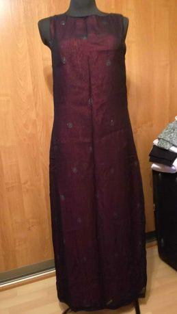 Długa sukienka rozmiar 40