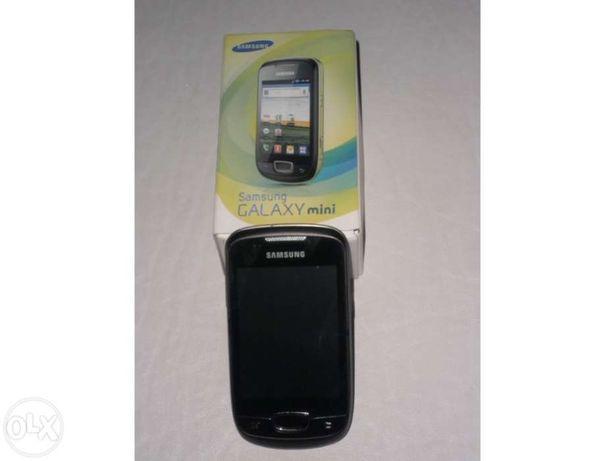 Samsung Galaxy mini (desbloqueado).