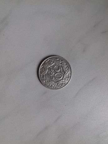 50 groszy rok 1923 , rok 1949