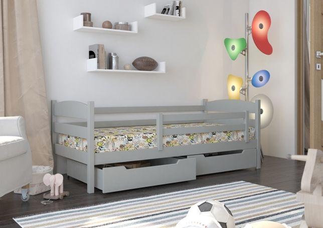Pojedyncze łóżeczko dla dziecka. Polski produkt!
