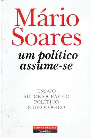 2757 - Livros de e sobre Mário Soares 1