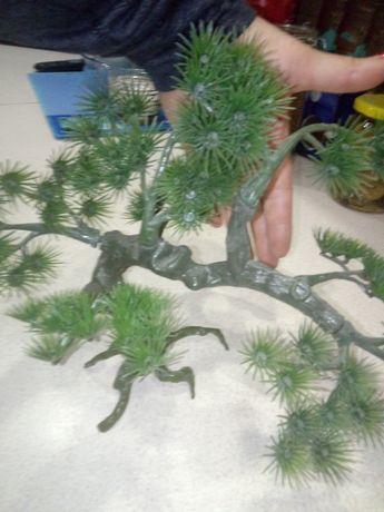 Roślina akwariowa sztuczna