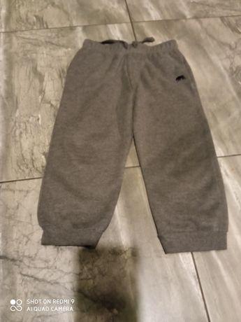Spodnie dresy rebel 98