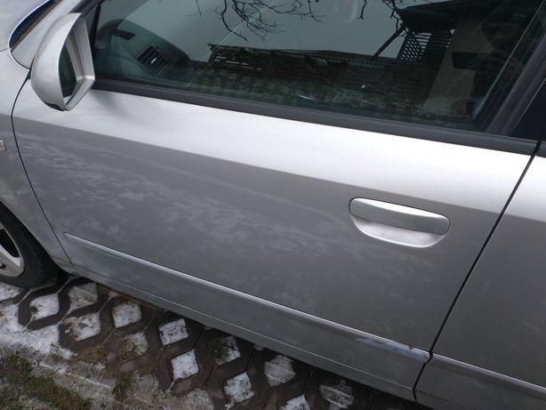 A4 B6 drzwi lewy przód LY7W