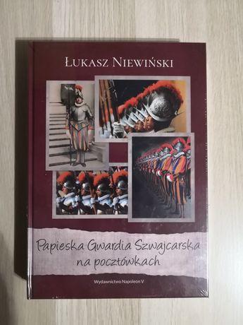 Łukasz Niewiński - Papieska Gwardia Szwajcarska na pocztówkach