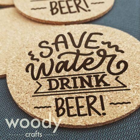 Base copos save water drink beer