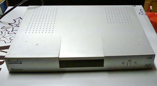 Recetor TV satélite digital Ouralis Evolution 2 da Metronic c comando