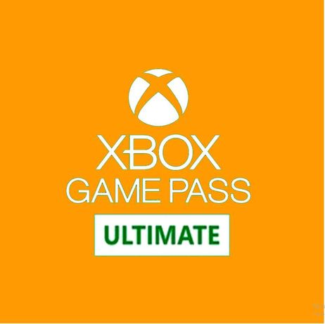 АКЦИЯ! Подписка Game Pass Ultimate 12 мес за 600 грн Xbox One Series