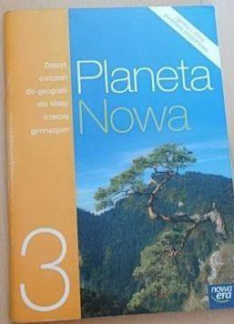 ćwiczenia do planety nowej 3.