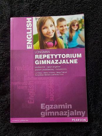 Repetytorium gimnazjalne język angielski podstawowy i rozszerzony