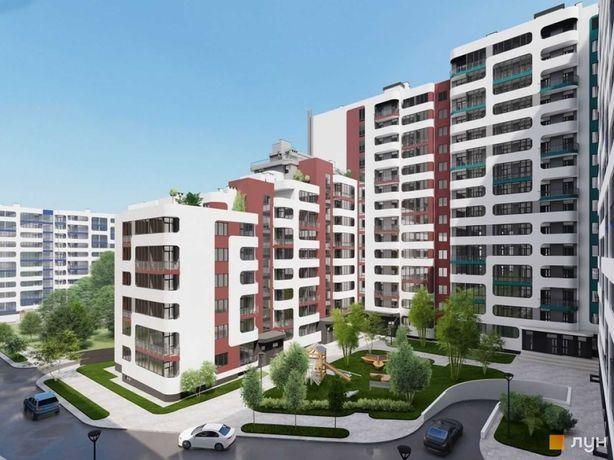 Продаж 3 кім.квартири в новобудові по вул.Трускавецька (Галжитлобуд)