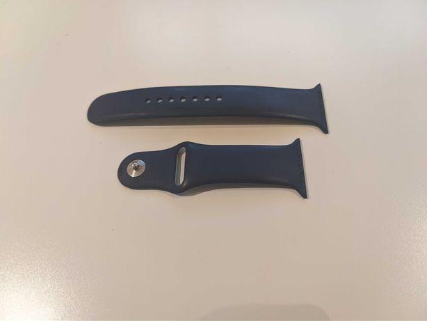 Bracelete / Band azul marinho - Apple Watch 42mm 44mm