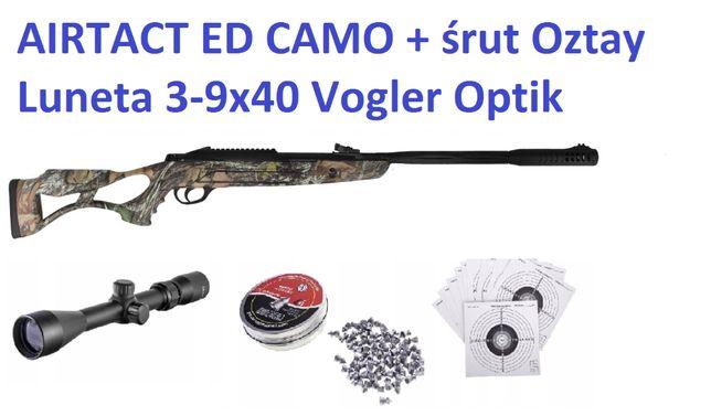 121 01 Airtact Ed Camo + Luneta 3-9x40 Zestaw